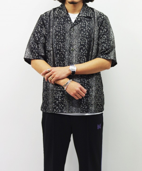Needles/ニードルズ Cabana Shirt - Leopard Jq.