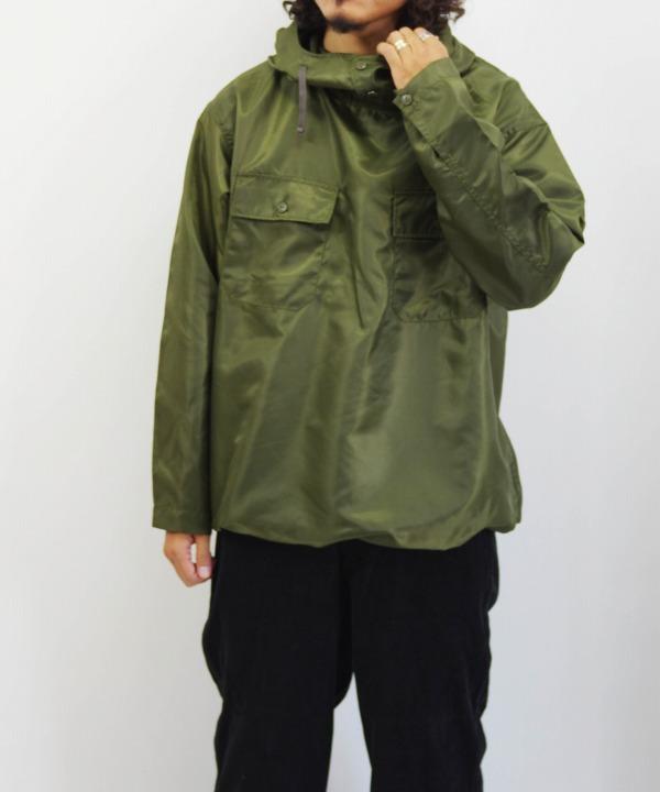 Engineered Garments/エンジニアド ガーメンツ Cagoul Shirt - Pilot Twill (全3色)