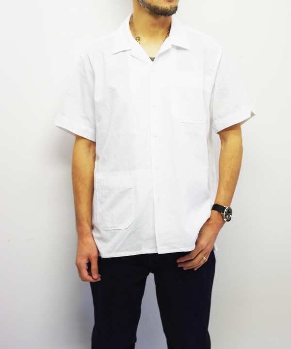 Engineered Garments/エンジニアド ガーメンツ Camp Shirt Dobby St.