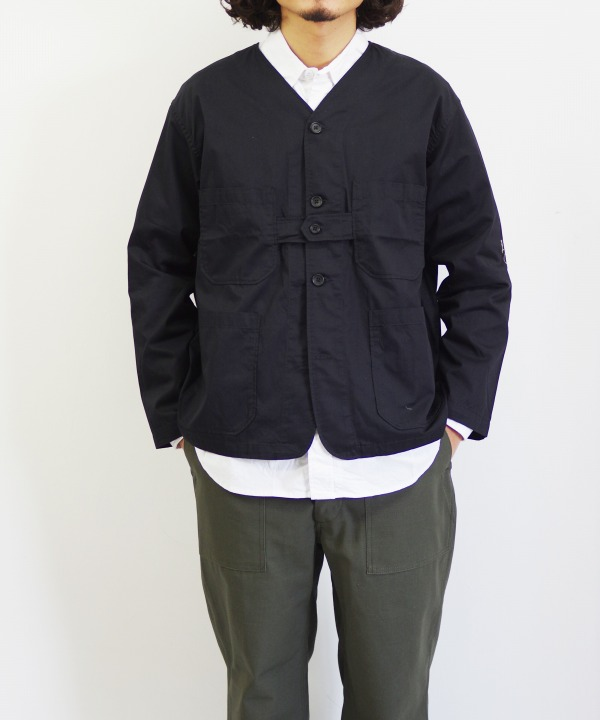 Engineered Garments/エンジニアド ガーメンツ Cardigan Jacket - High Count Twill