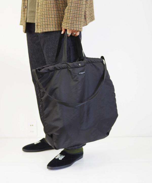 Engineered Garments/エンジニアド ガーメンツ Carry All Tote - Flight Satin