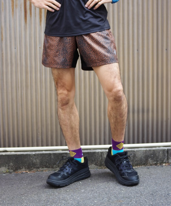 ELDORESO/エルドレッソ Cierpinski Buggy Shorts