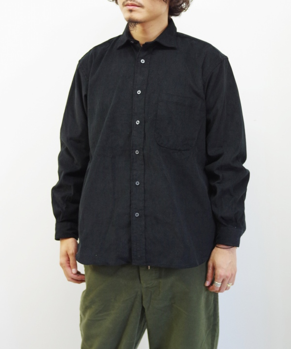 INDIVIDUALIZED SHIRTS/インディビジュアライズドシャツ Classic Fit Shirt(+) - MAPS Limited edition