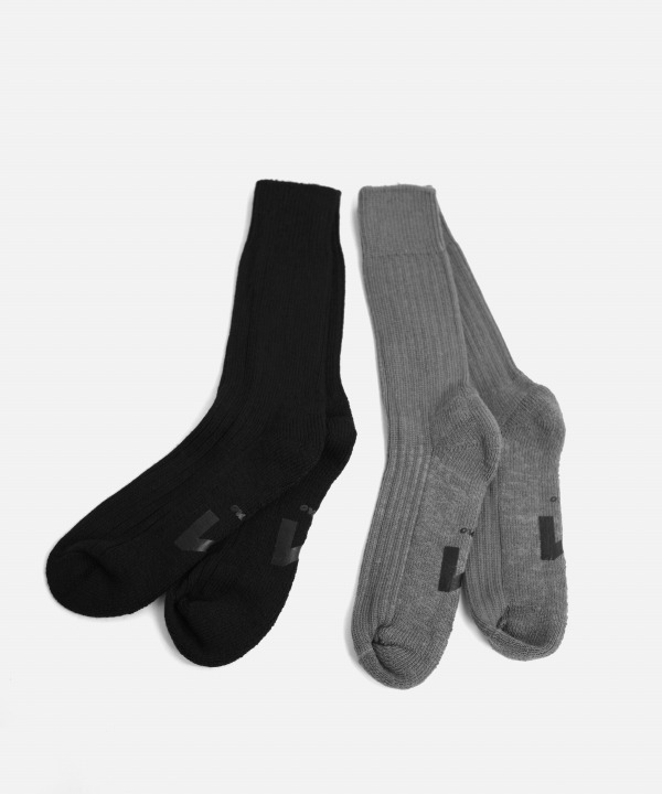 Yarmo/ヤーモ Cushion Sole Work Socks