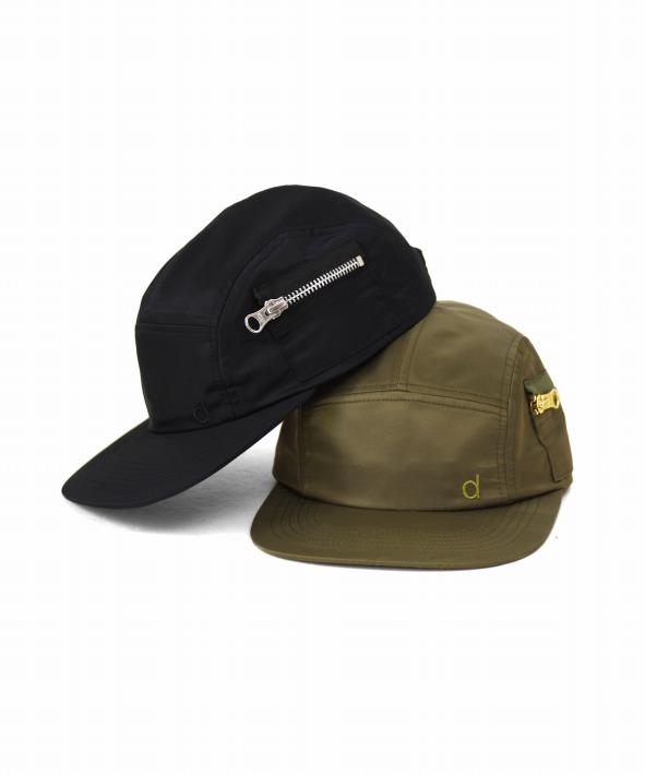 DESCENTE ddd/デサント ディーディーディー CAMP CAP
