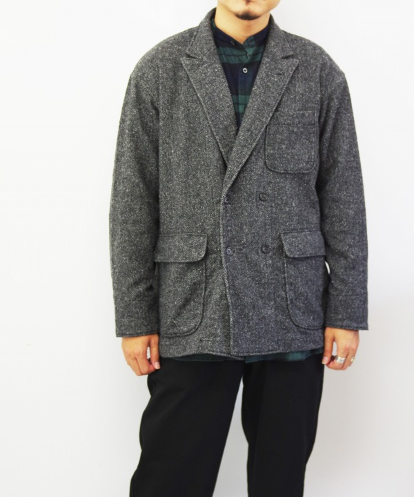 Engineered Garments/エンジニアド ガーメンツ DL Jacket - Poly Wool HB