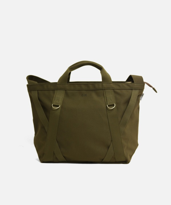 CIE/シー DUCK CANVAS TOTE - L (全3色)