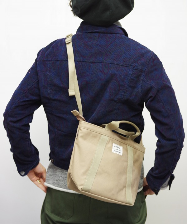 CIE/シー DUCK CANVAS TOTE - M (全3色)