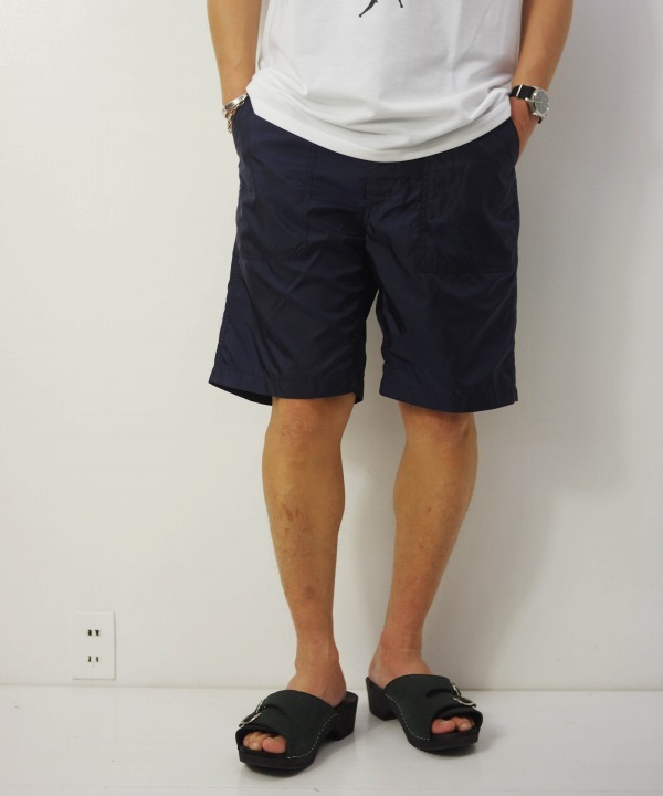 Engineered Garments/エンジニアド ガーメンツ Fatigue Short - Micro Ripstop