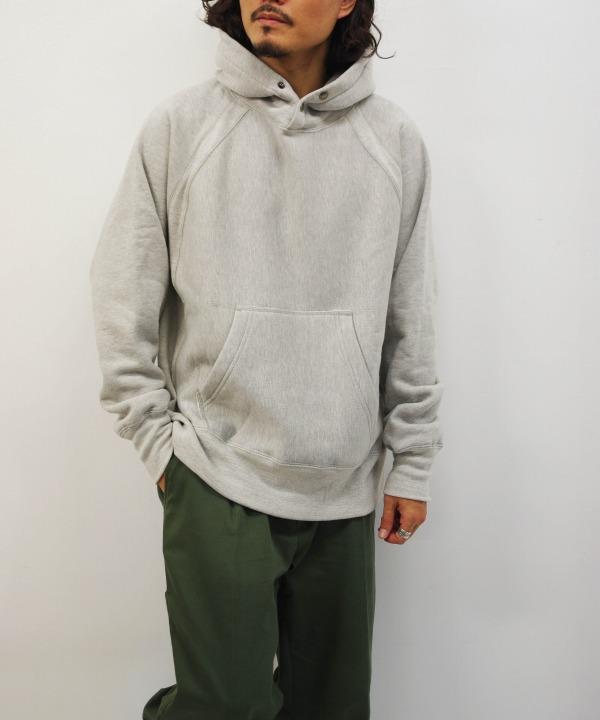 エンジニアド ガーメンツ/Engineered Garments Raglan Hoody - Heavy Fleece (全3色)