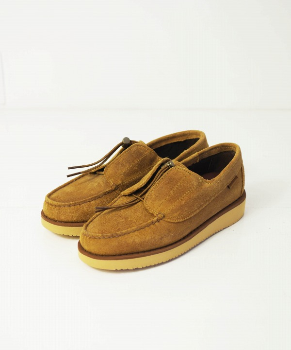 Engineered Garments x Sebago/エンジニアド ガーメンツ x セバゴ Coverdeck Waxy Suede