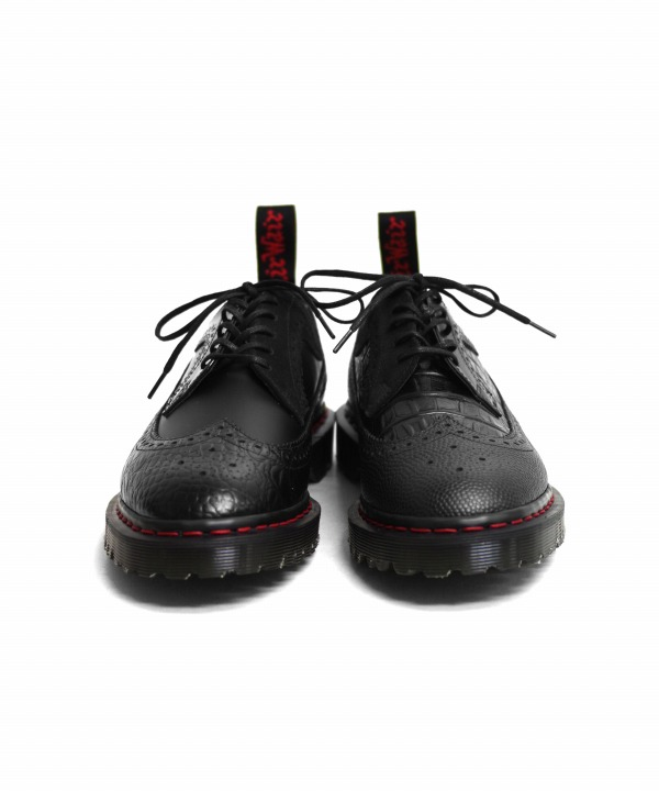 Engineered Garments x Dr. Martens/エンジニアド ガーメンツ x ドクターマーチン EG Special - Long Wing Irregular Combo