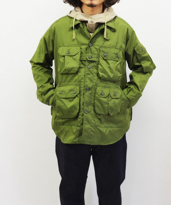 Engineered Garments/エンジニアド ガーメンツ Explorer Shirt Jacket - Micro Ripstop