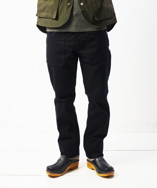 Sassafras/ササフラス FALL LEAF SPRAYER PANTS - DUCK(全2色)