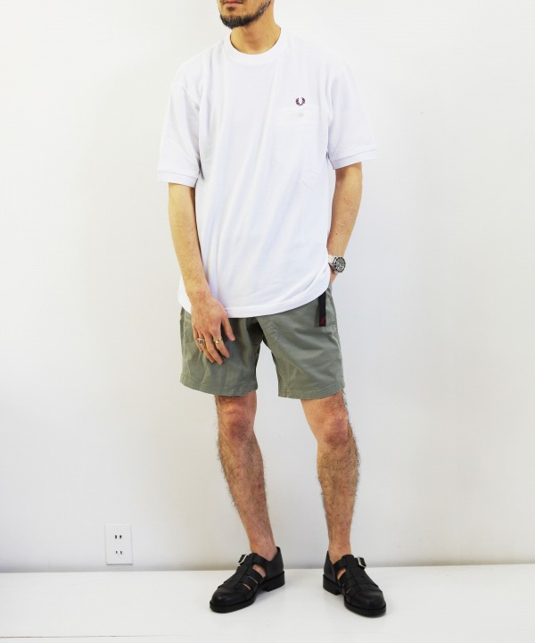 FRED PERRY/フレッドペリー PIQUE T-SHIRT (全4色)