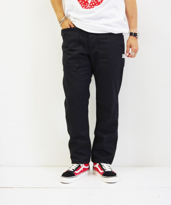 Sassafras/ササフラス Fall Leaf Sprayer Pants - C/L Chino
