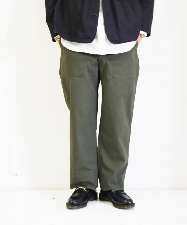 Engineered Garments Workaday/エンジニアド ガーメンツ ワーカデイ Fatigue Pant - Cotton Ripstop
