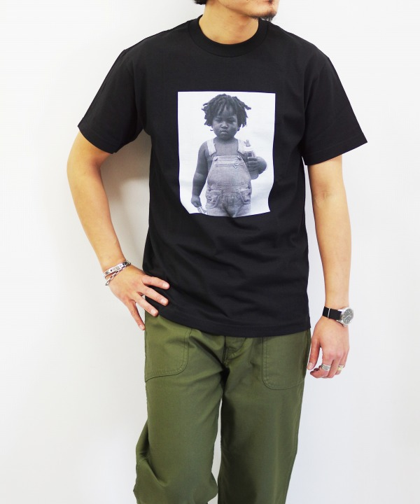 FilPhies/フィルフィーズ Printed S/S Tee