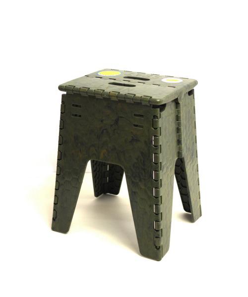 B&R PLASTICS/ビーアンドアールプラスチックス Folding Seat