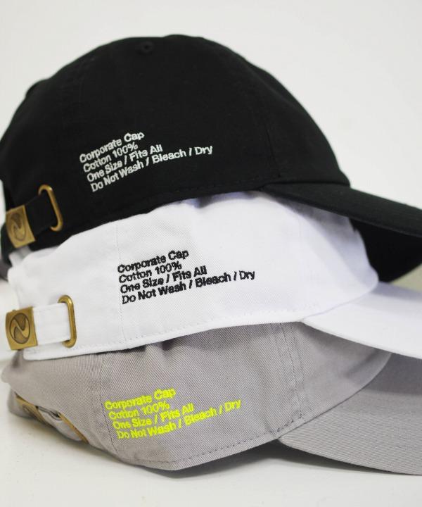 フレッシュサービス/FreshService Corporate Cap (全3色)