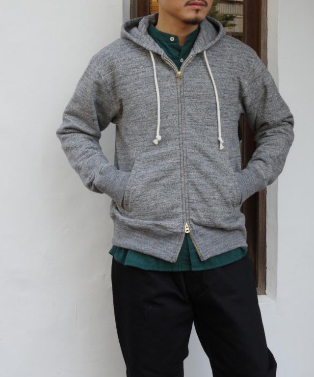 Jackman/ジャックマン GG Sweat Parka (全4色) 期間限定20%OFF