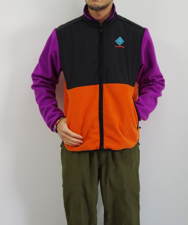 ELDORESO/エルドレッソ Gebrselassie Fleece Jacket