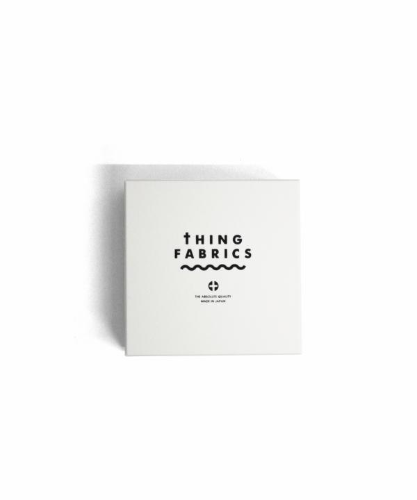 tHING FABRICS/シングファブリックス THING FABRICS Gift Box Small