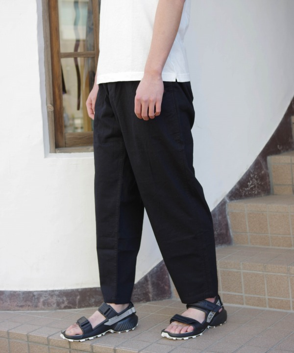 Gramicci/グラミチ LINEN WIDE TAPERED PANTS (全2色)