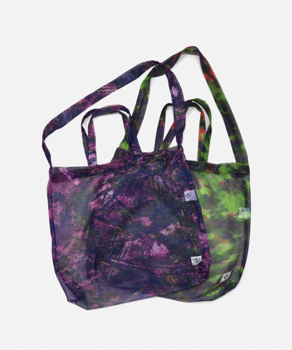 South2 West8/サウス2 ウエスト8 Grocery Bag - Heavyweight Mesh