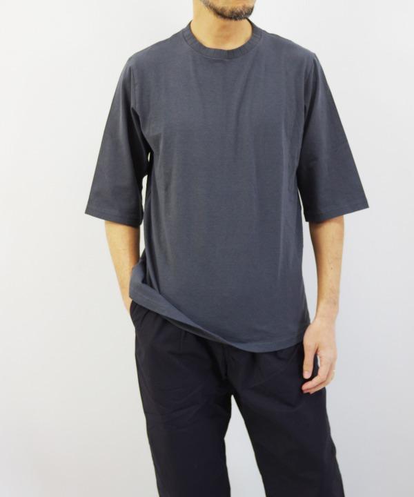 Jackman/ジャックマン 1/2 Sleeved T-Shirt (全4色) 【MAPSの定番】