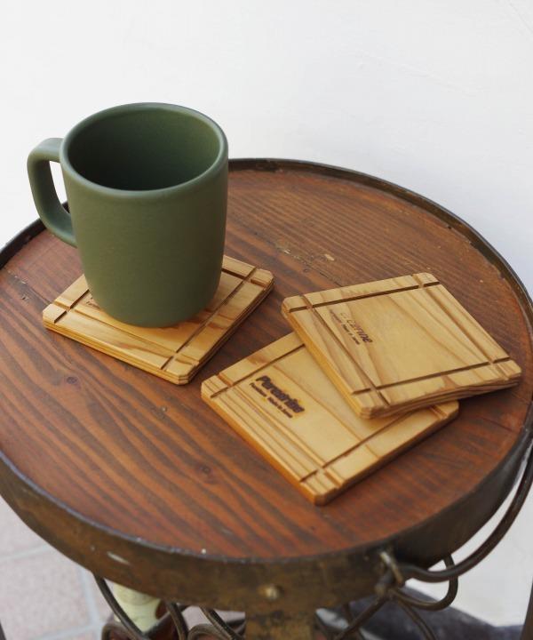 Peregrine/ペレグリン Cracker Coaster 3pieces