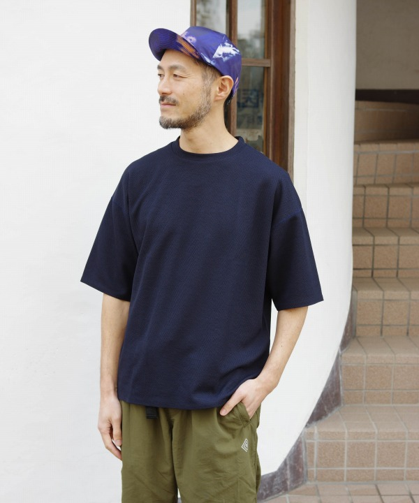 DESCENTE PAUSE/デサント ポーズ THERMAL BIG T-SHIRT (全3色)