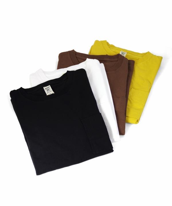 Jackman/ジャックマン Pocket T-Shirt