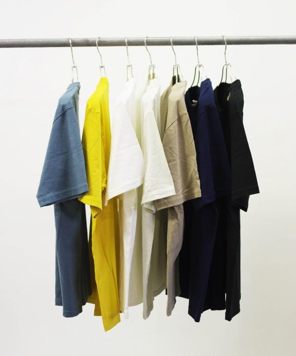 Jackman/ジャックマン Pocket T-Shirt (全7色)