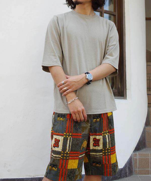 Jackman/ジャックマン 1/2 Sleeved T-Shirt (全6色) 【MAPSの定番】