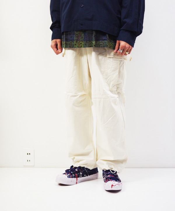 A VONTADE/ア ボンタージ Jungle Fatigue Trousers