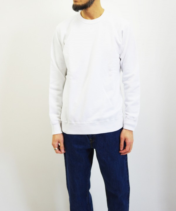 Good On/グッドオン L/S RAGLAN CREW SWEAT SHIRTS (全3色)