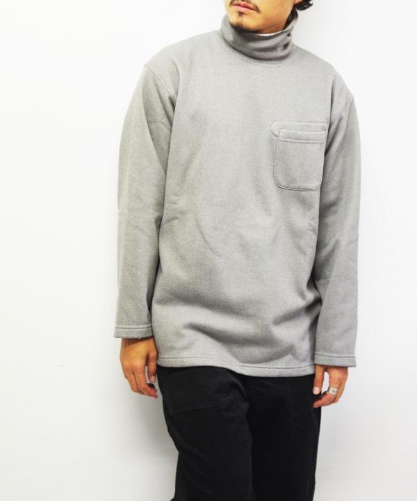 Engineered Garments/エンジニアド ガーメンツ LS Turtleneck Shirt - Fleece