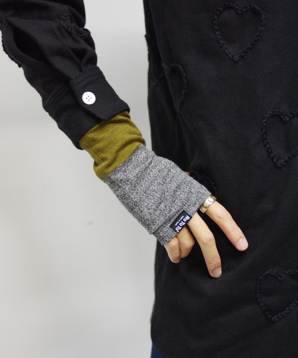 Ro To To/ロトト MERINO WOOL HAND WARMER(全3色)