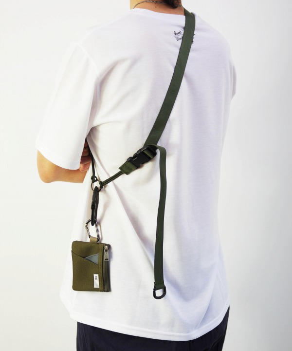 MIS/エムアイエス TACTICAL KEY STRAP