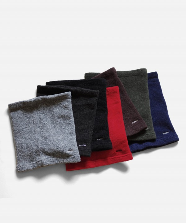 ROTOTO/ロトト MOF NECK WARMER