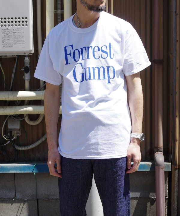 "MOVIE TEE - FOREST GUMP ""LOGO"""