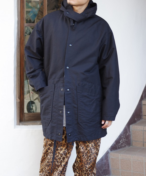 Engineered Garments/エンジニアド ガーメンツ Madison Parka - Double Cloth