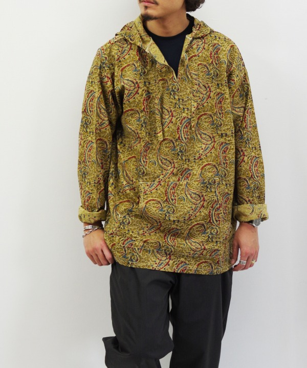 South2 West8/サウス2 ウエスト8 Mexican Parka - Printed Flannel / Paisley(全2色)