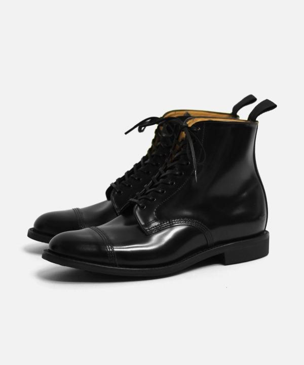 SANDERS/サンダース Military Derby Boot