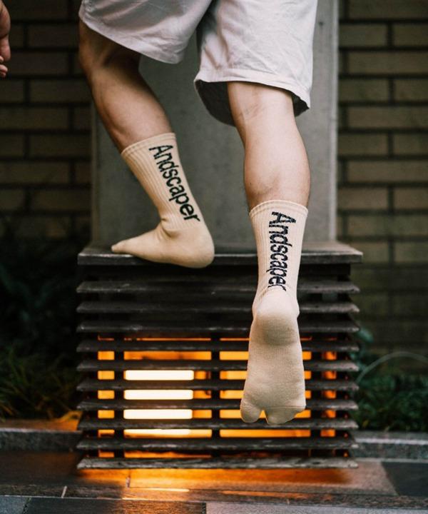 ノーダル/NODAL   Concept Logo Socks(全3色)