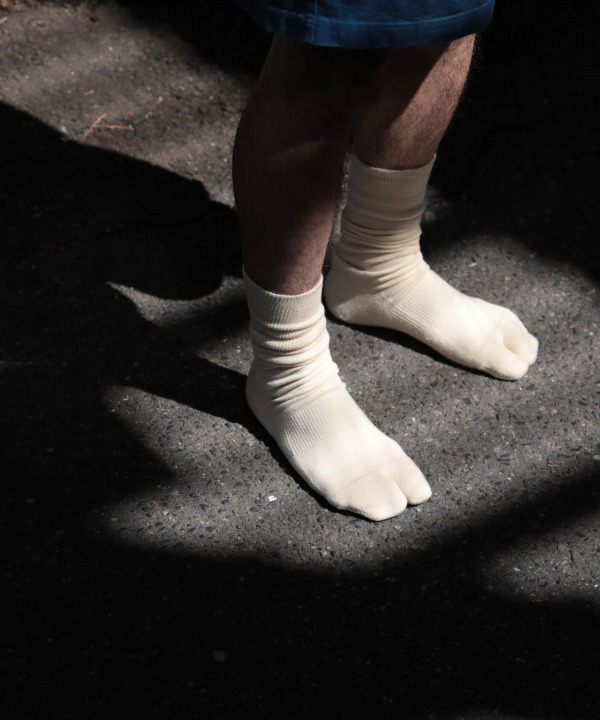 ノーダル/NODAL  New Standard Socks(全4色)