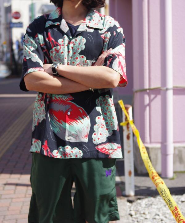 NOMA t.d./ノーマ ティーディー Summer Shirt