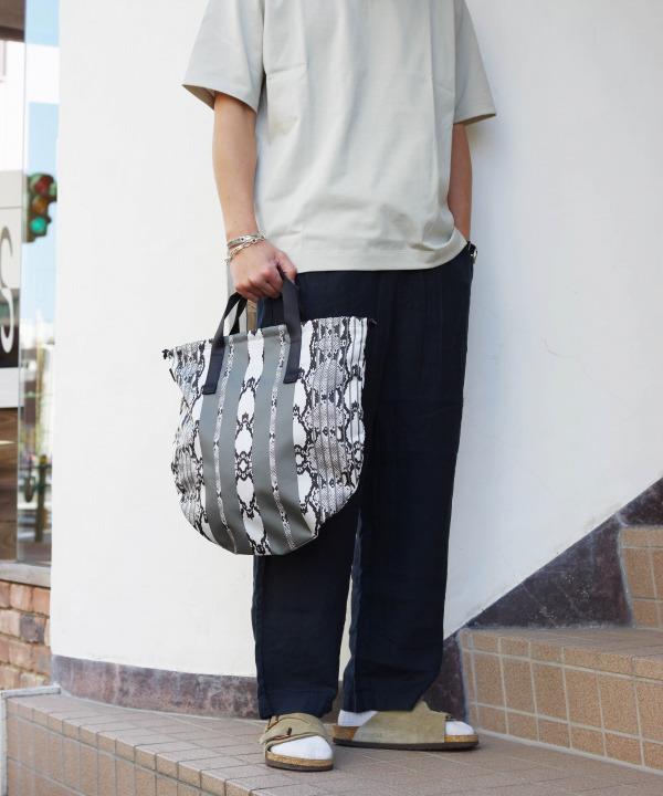 NOMA t.d.× PORTER/ノーマ ティーディー×ポーター Helmet Bag (全2色)