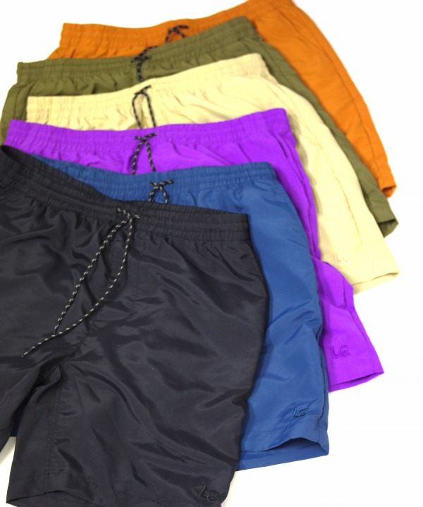 LAST CHANCE/ラストチャンス NYLON TRAINING SHORTS